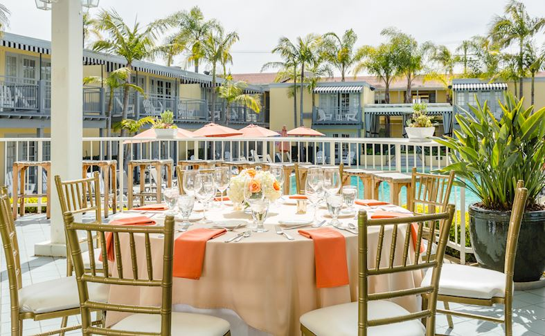 Private Dining at San Diego, California Hotel