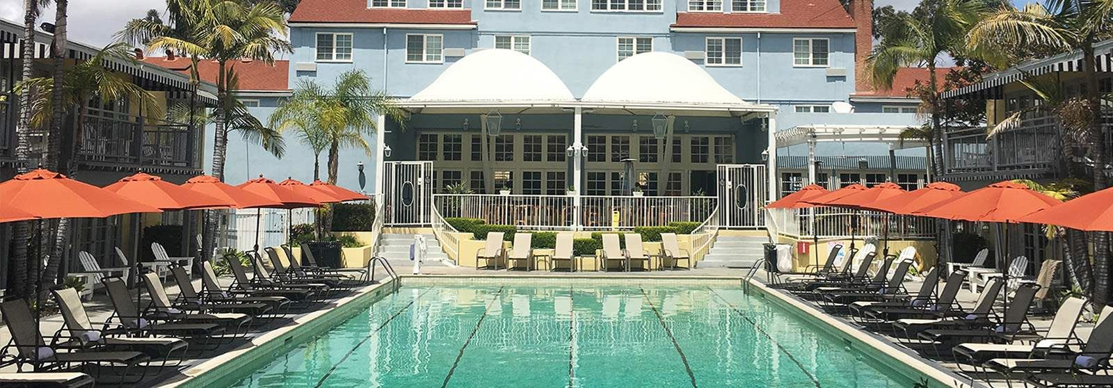 A boutique san diego ca hotel the lafayette hotel swim - Clairemont swimming pool san diego ca ...