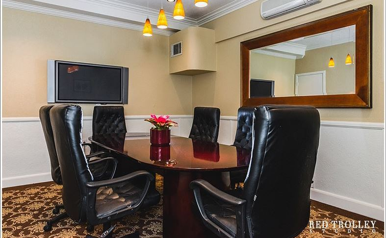 The Lafayette Hotel, Swim Club & Bungalows Bayou Boardroom